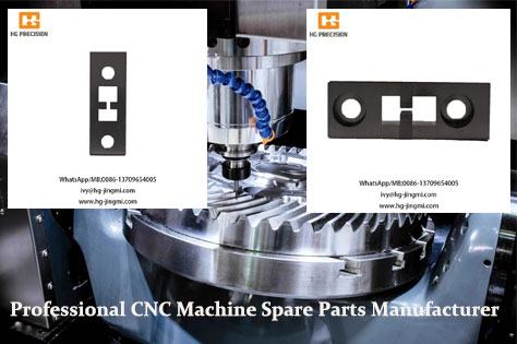 HG Professional CNC Machine Spare Parts Manufacturer China