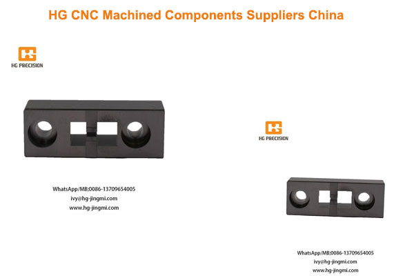 HG Precision CNC Machined Components For Sale China