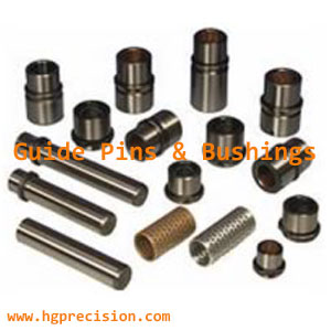 Guide Pin and Bushing - HG precision