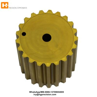 Precision Grinding Gear Parts