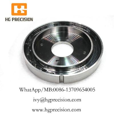 HG Custom H13 CNC Machined Parts Made In China