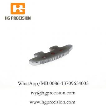 HG Customized Fine Blanking 14T Gear Ring Parts In China